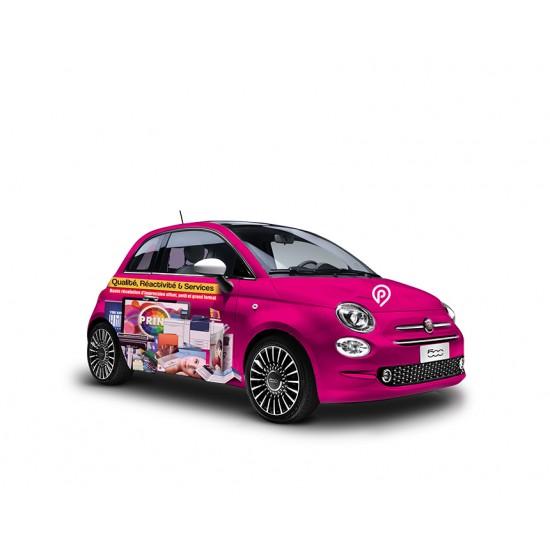 Habillage Fiat 500