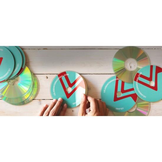 Stickers CD