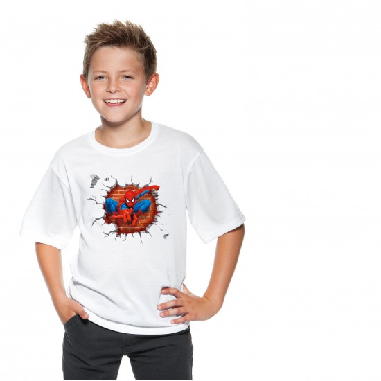 Tshirt Spiderman Enfant