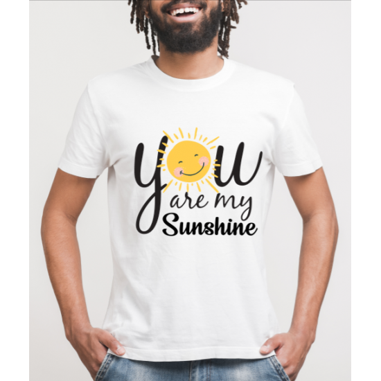T-shirt you are sunshine homme